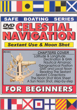 Celestial Navigation - The Noonshot