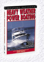 Heavy Weather Power Boating